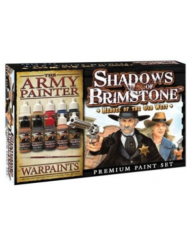 Shadows of Brimstone Heroes...