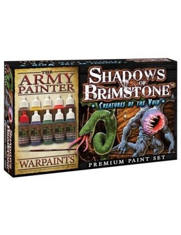 Shadows of Brimstone...