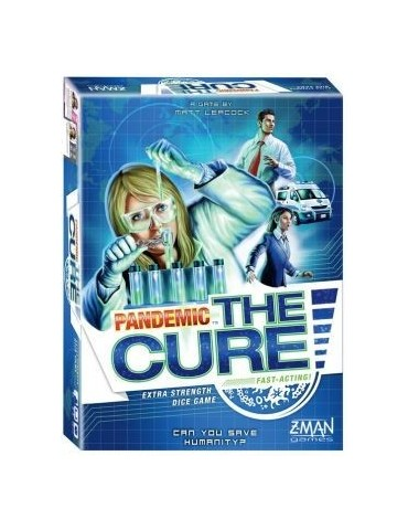 Pandemic: The Cure (Inglés)