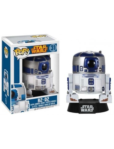 Figura Pop Star Wars: R2-D2