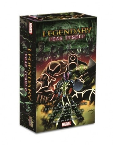 Legendary Villains: Fear...