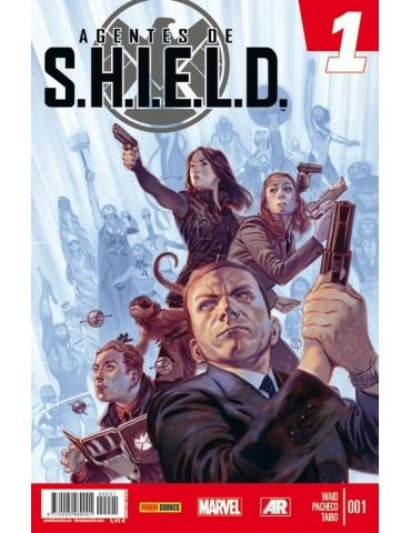 Agentes de S.H.I.E.L.D. nº1