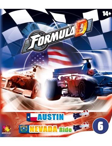 Formula D: Austin & Nevada