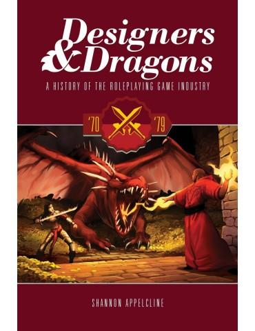 Designers & Dragons: 1970s