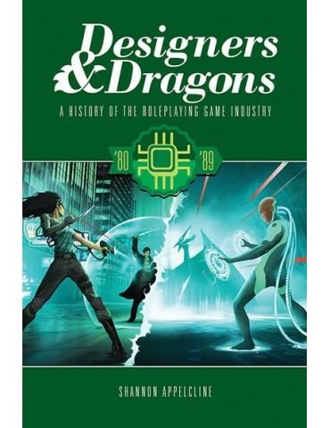Designers & Dragons: 1980s