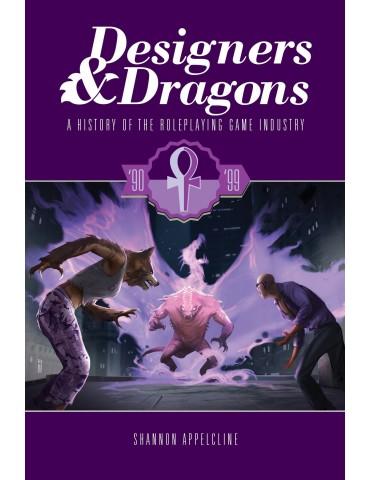 Designers & Dragons: 1990s
