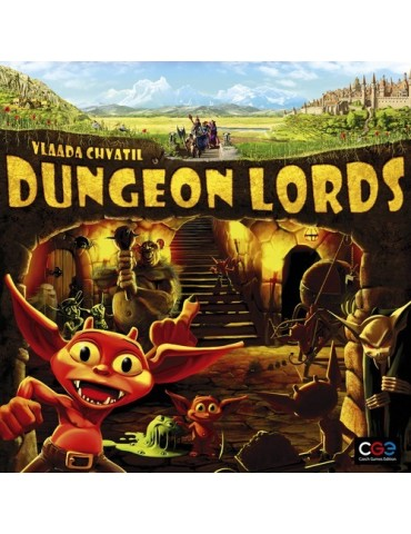 Dungeon Lords (Inglés)