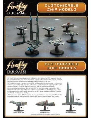 Firefly: Customizable Ship...