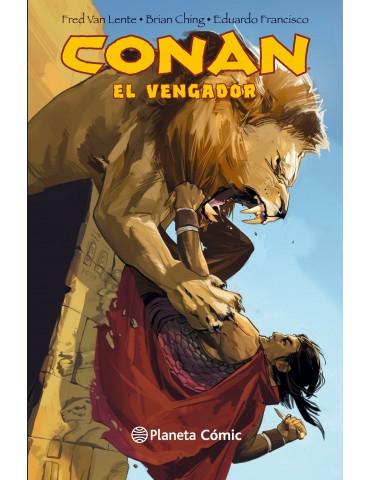 Conan El vengador nº01
