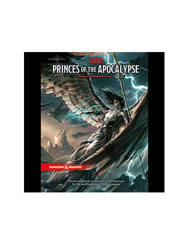 Dungeons & Dragons: Princes...