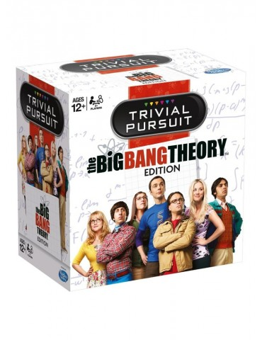Trivial Pursuit: The Big...