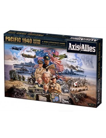 Axis & Allies: Pacific 1940...
