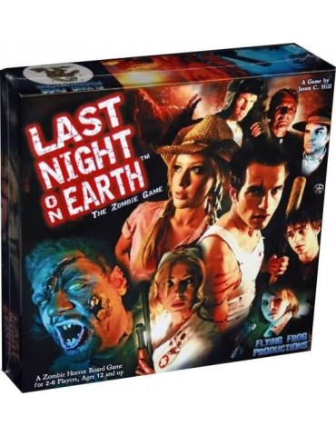 Last Night on Earth: The...