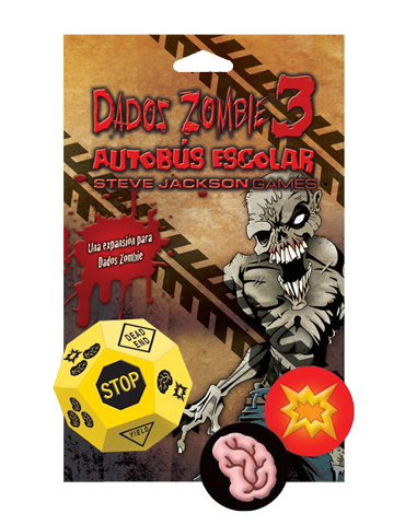 Dados Zombie 3: Autobús...