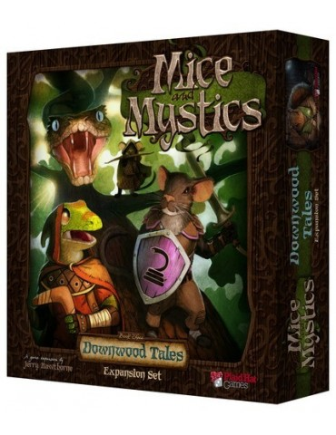 Mice and Mystics: Downwood...