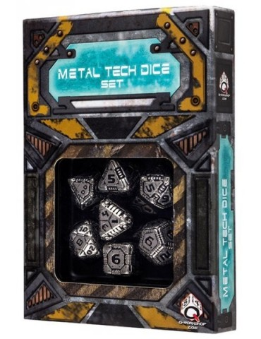 Set de dados Metal-black