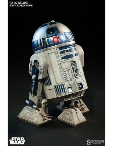 Figura Star Wars 1/6 R2-D2...