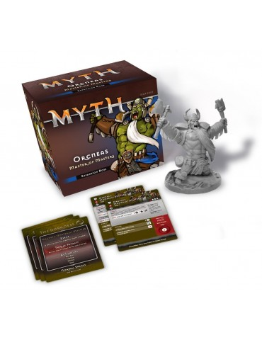 Myth: Orcneas, Master of...