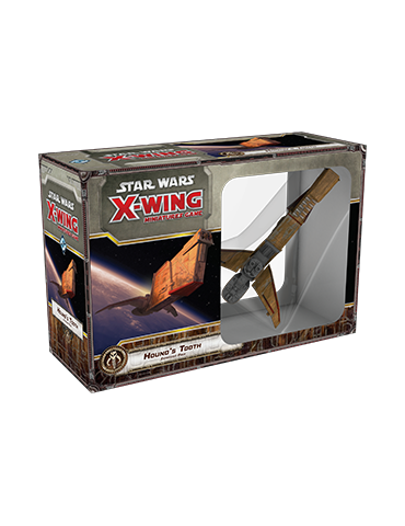 Star Wars X-Wing: Diente de...