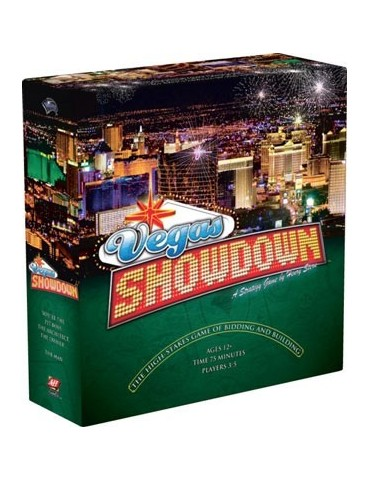 Vegas Showdown (Inglés)