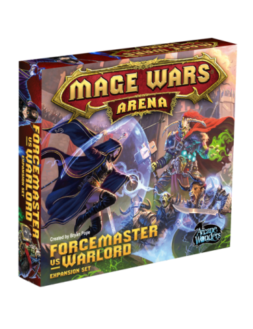 Mage Wars: Forcemaster vs....