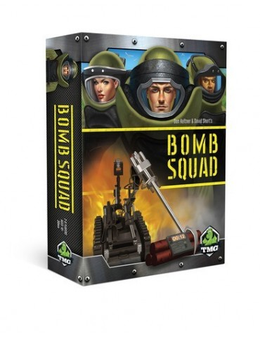 Bomb Squad (Inglés)
