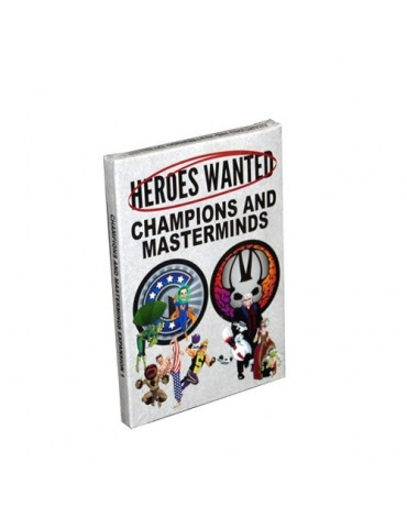 Heroes Wanted: Champions...