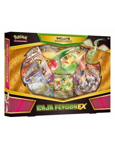 Pokémon: Caja Flygon-EX