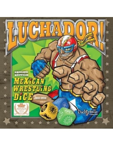 Luchador! Mexican Wrestling...