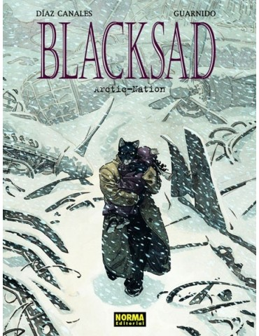 Blacksad 02: Artic Nation