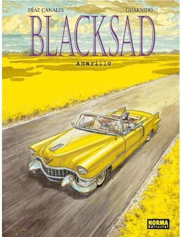 Blacksad 05: Amarillo