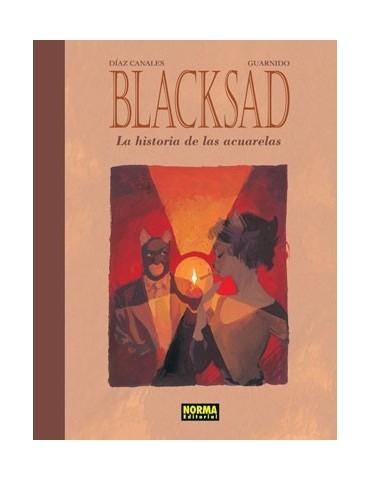 Blacksad. La historia de...