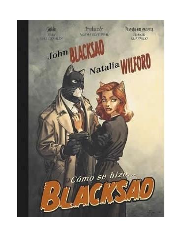 Cómo se hizo… Blacksad