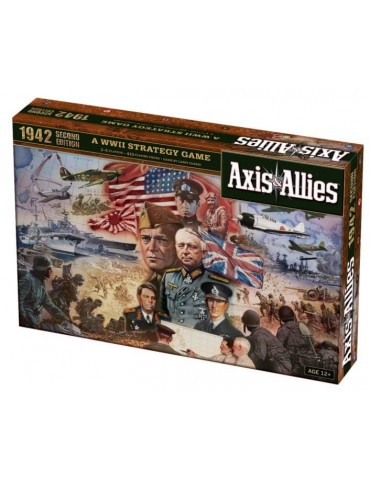 Axis & Allies: 1942 (Second...