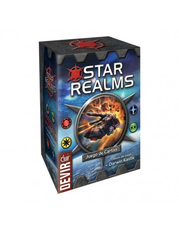 Star Realms + Carta Promo...