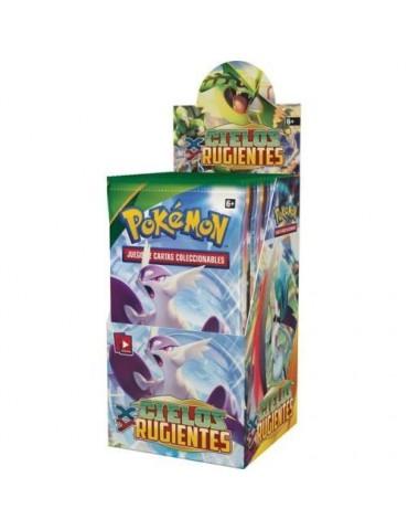 Pokémon XY: Cielos...
