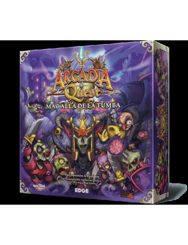 Arcadia Quest: Más allá de...