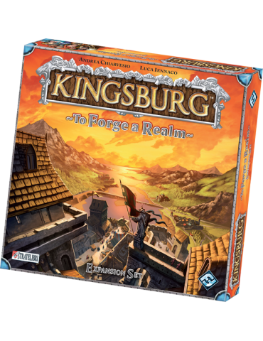Kingsburg: To Forge a Realm...