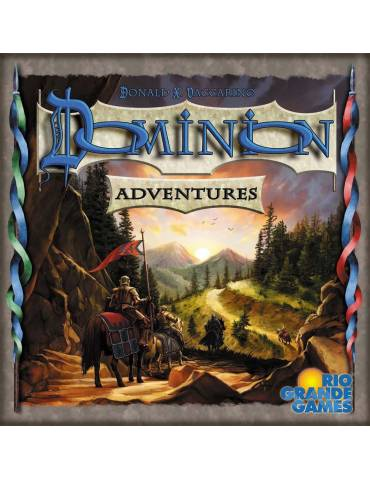 Dominion: Adventures (Inglés)