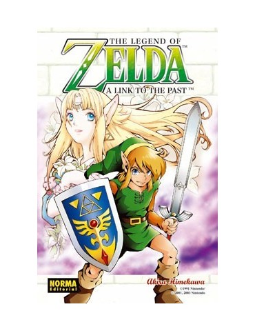 The Legend of Zelda 4: A...