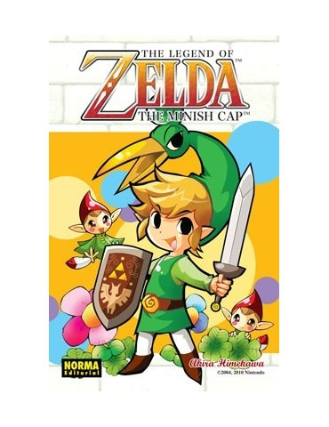 The Legend of Zelda 5: The...