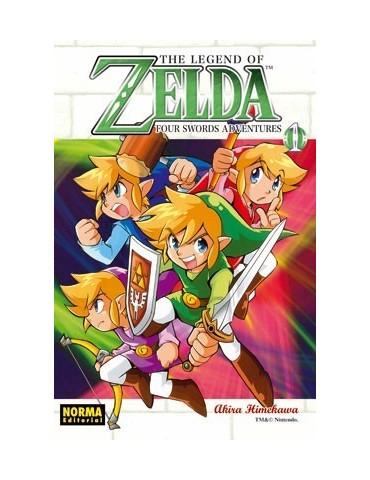 The Legend of Zelda 8: Four...