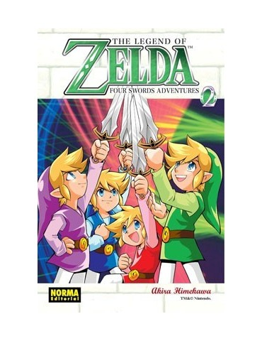 The Legend of Zelda 9: Four...