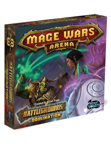 Mage Wars Arena:...