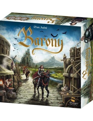 Barony (Inglés)