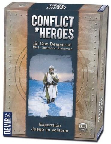 Conflict of Heroes: El Oso...