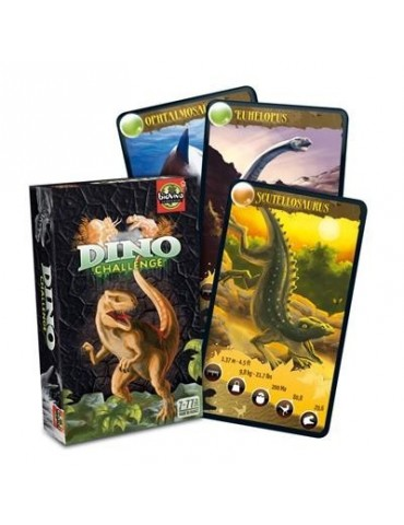 Dino Challenge: Caja Negra