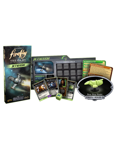 Firefly: The Game –- Jetwash