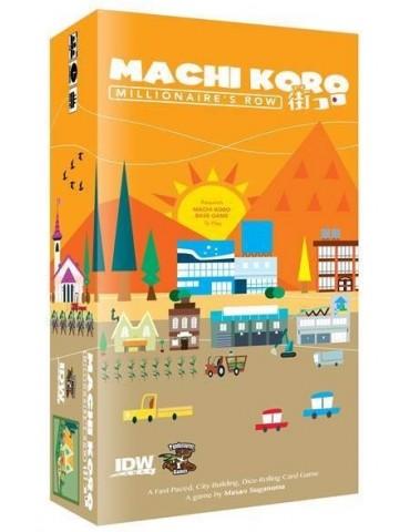 Machi Koro: Millionaire's Row