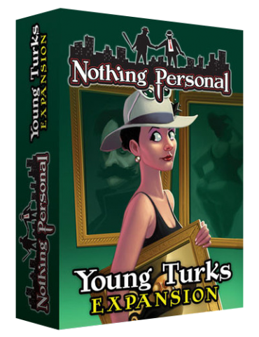 Nothing Personal: Young...